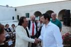 Al Bano e Massimo Telese