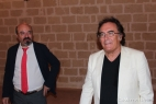Al Bano Carrisi ed il suo grande amico Pino Aprile