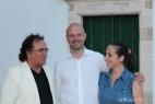 Gianpaolo e Viviana Cassese con Al Bano