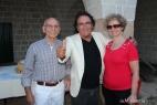 Aldo e Agnese Cassese con Al Bano Carrisi
