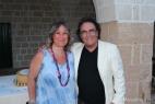 Al Bano con Barbara Ricchiuti