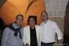 Al Bano tra Gianpaolo Cassese e Piermichele Mandrillo