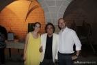 Al Bano con Viviana e Gianpaolo Cassese
