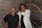 Al Bano con Angelo Cassese