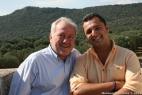 Massimo Telese con Alberto Marcomini