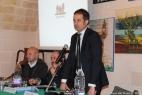 Fabrizio Nardoni, Assessore alle Politiche Agricole della Regione Puglia