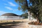 Impianto biogas della Masseria del Duca
