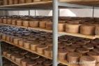 Stagionatura formaggio don carlo