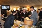 Alberto Marcomini in visita al nostro stand