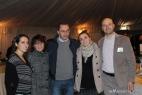 Fabio Pampani, Amministratore Delegato di La Gardenia, con la sua famiglia