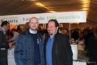 Gianpaolo Cassese con Ernesto Carpenedo della Casearia Carpenedo