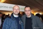 Gianpaolo Cassese con Fabio Pampani, AD della catena di profumerie La Gardenia - Limoni