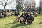 A Villa Braida una gran bella giornata con i migliori formaggi italiani