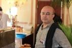 Luca Olivan, tra gli organizzatori di Formaggio in Villa