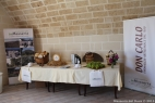 Esposizione dei prodotti inMasseria al Tavolo per le energie rinnovabili del Forum Green