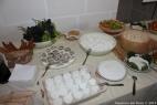 Una degustazione dei prodotti inMasseria per i partecipanti del Forum Green