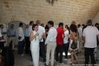 Degustazione dei prodotti inMasseria per i partecipanti del Forum Green