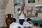 Intervento dell'impreditore Piero Chirulli, Rienergia srl, al Tavolo per le energie rinnovabili del Forum Green