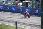 Marc Marquez in pista
