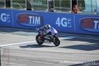 Jorge Lorenzo in pista