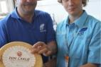 Il formaggio Don Carlo sponsor della Hospitality di Iodaracing