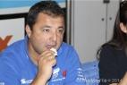 Massimo Telese non rinuncia al Don Carlo neppure al MotoGP