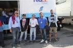 Alcuni dei nostri ospiti al MotoGP