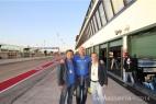 Da sinistra Massimo Telese, Gianpaolo Cassese e Beppe Rubino