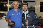 Gianpaolo Cassese con Randy Krummenacher