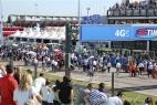 Partenza del Gran Premio di San Marino