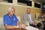 Gianpaolo Cassese e Giampiero Sacchi, team manager di Iodaracing Project