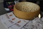 Degustazione di formaggio Don Carlo presso l'ospitalità area di Iodaracing