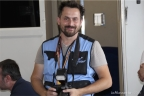 Alex Farinelli, fotografo ufficiale del team Iodaracing