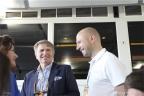 Gianpaolo Cassese con l'Avv. Mario Rossi