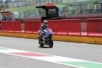 Jorge Lorenzo con la sua Yamaha 99