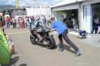 La moto n. 4 di Randy Krummenacher