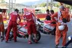 Box Ducati al Mugello per il Gran Premio d'Italia 2014