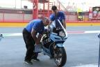Ultimi preparativi per il MotoGP del Mugello