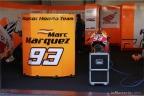 Ai box con Marc Marquez