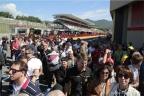 Gran Premio d'Italia 2014 al Mugello