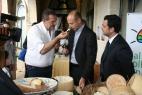 Gianfranco Vissani intervista Gianpaolo Cassese sul Formaggio Don Carlo