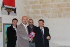 Gianpaolo Cassese annuncia in anteprima che nel nuovo volume di Pino Aprile, Mai più Terroni, si parla di lui e del nuovo impianto di biogas