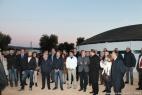 Inaugurazione impianto di biogas, Masseria del Duca - Puglia