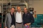 Giuseppe Ricchiuti, Gianpaolo Cassese e Gianni Grassi