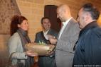Un dono a Gianpaolo Cassese dal Gal Colline Joniche, per aver realizzato una vera azienda sostenibile