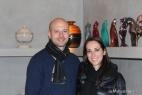 Gianpaolo Cassese e Viviana Vergine