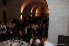 Nella sala pranzo del TFF si degustano i prodotti inMasseria