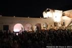 Suggestive immagini notturne della Masseria del Duca