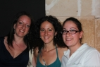 Antonella L, Antonella A e Mary, nostre simpaticissime collaboratrici del punto venidita inMasseria di Grottaglie!