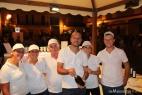 Lo staff inMasseria festeggia l'eccellente risultato dell'evento Orecchiette nelle 'nchiosce